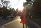 Scenes from Washington Square Park - NYC [PHOTOS]