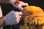 Scariest Pumpkin Ever!  [VIDEO]