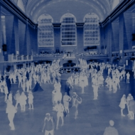 30 Seconds at Grand Central - Ghost Train