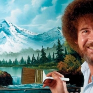 Where I Stand: Bob Ross Tribute - Angel City's Happy Little Festival