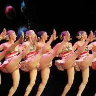 Let's Go See the Rockettes, Shall We?