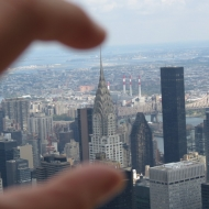 Let's Go to the Empire State Building - Shall We? [PHOTOS]