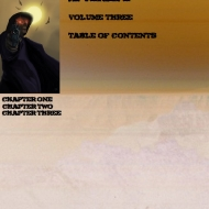 Afterlife Volume 3 Table of Contents