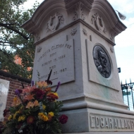 Let's Go To Edgar Allan Poe's Grave (Again) ... Shall We?