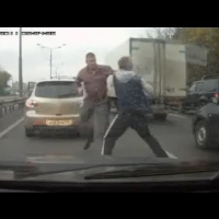 Viral Video Throwdown:  Russian Dash Cam