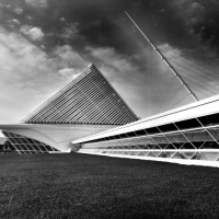[Photo] of the Day:  Milwaukee Art Museum