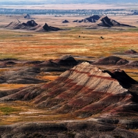 Badlands:  [Photo] of the Day