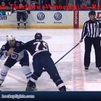 Best Hockey Fights - Feb 2014
