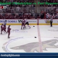 Best Hockey Fights January 2014