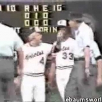 Earl Weaver's Best Umpire Chew Out [VIDEO]