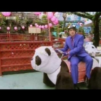 I'm Riding a Giant Panda [VIDEO]