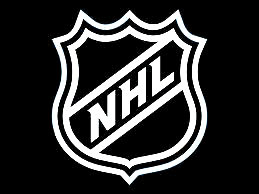 nhl black and white
