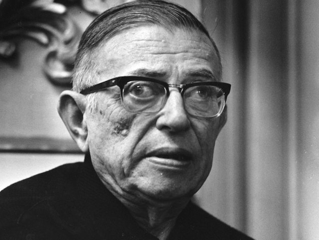 Post image for The Jean-Paul Sartre Experience – Experience
