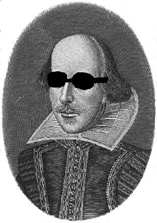 william-shakespeare retouch