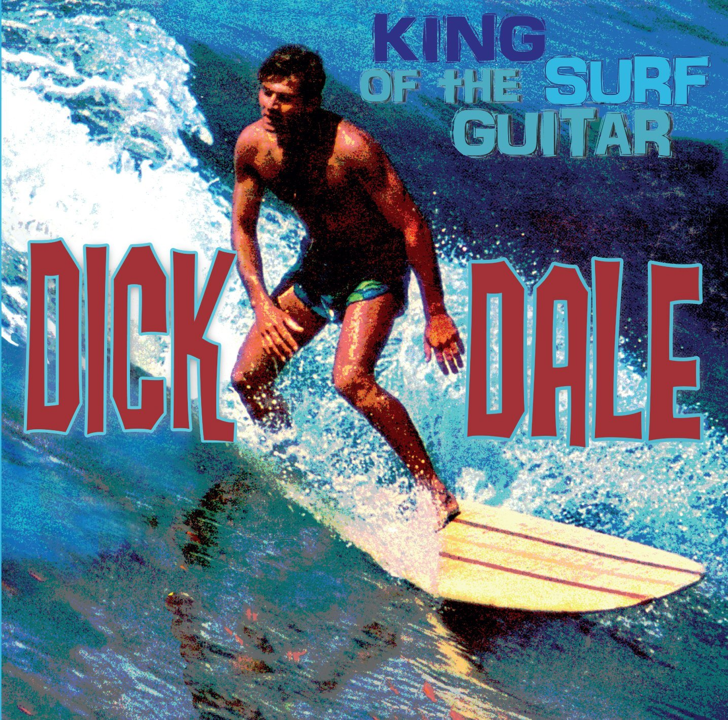 Dick Dale and His Del-Tones, Misirlou Surf Music and