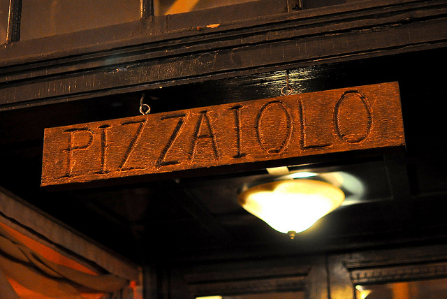 Pizzaiolo, a popular Oakland eatery