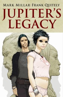 Jupiters Legacy Cover