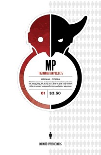 Manhattan Projects Cover