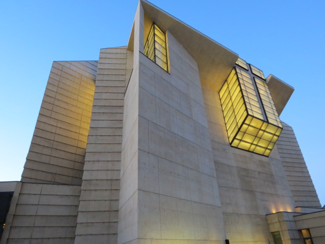 An Architectural Tour of Our Lady of the Angels Cathedral in