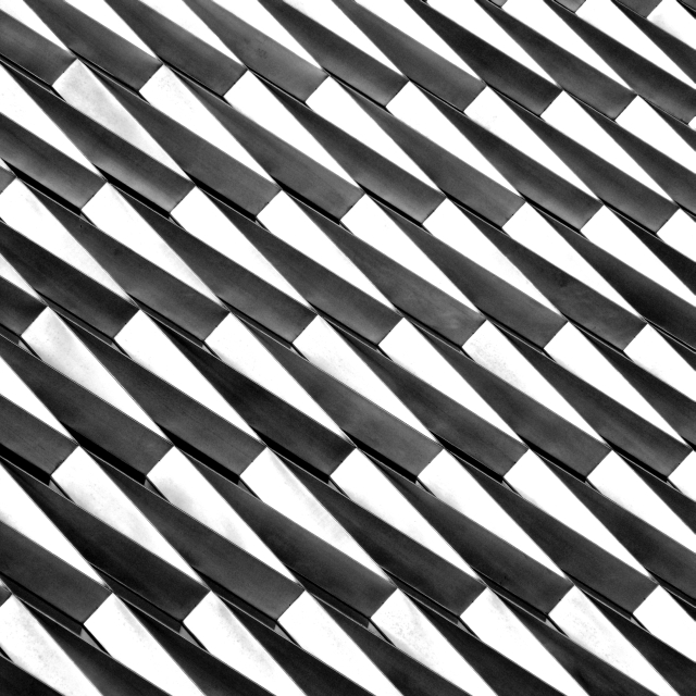 Geometric patterns in the architecture in Pittsburgh