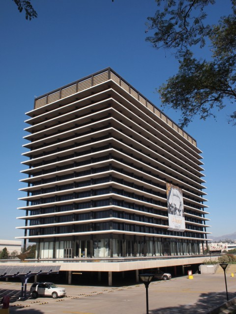 Los Angeles Department of Water and Power Building