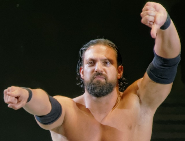 Damien Sandow Thumbs Down