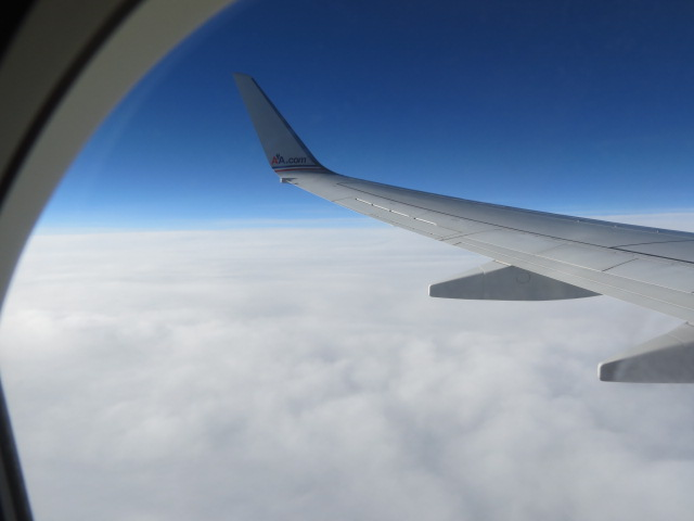 Post image for The View from 37,000 Feet –  Part 1  [PHOTOS]