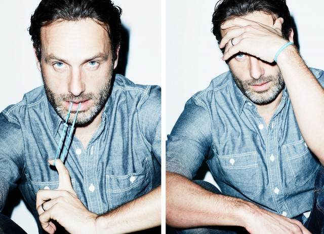 Post image for Hottest Guy in the World  (This Month) – Andrew Lincoln