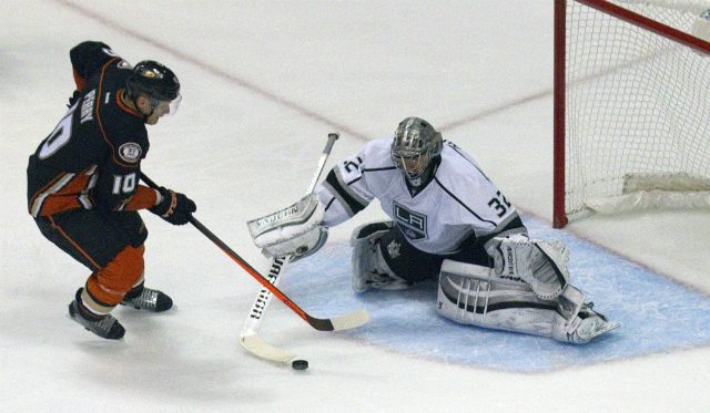 Post image for State of Bliss – LA Kings Hunt Down the Ducks