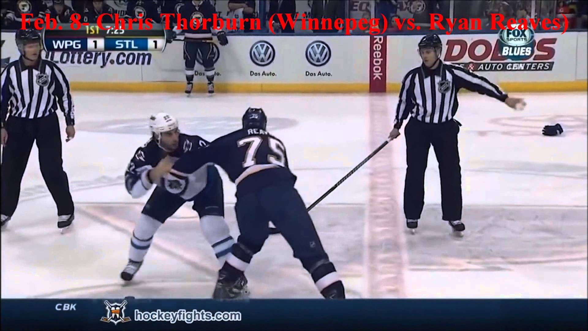 Best hockey fights feb 2014 shea magazine shea magazine
