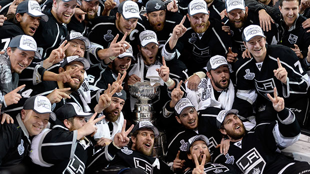 Post image for Kings Take Stanley Twice!