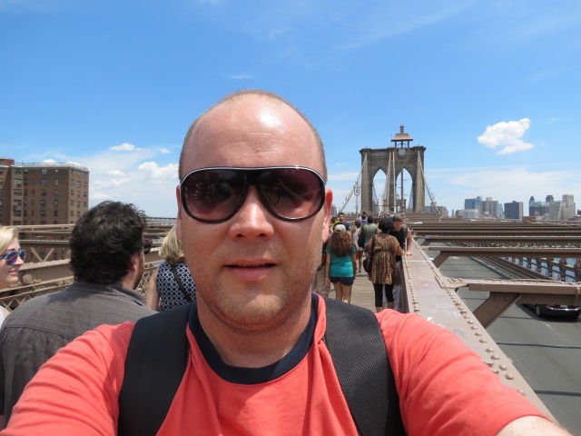 Post image for Let's Cross the Brooklyn Bridge, Shall We?