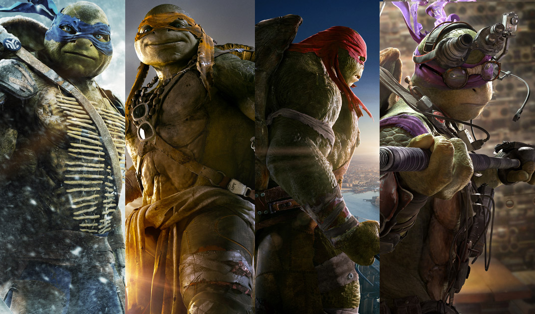 Post image for Teenage Mutant Ninja Turtles TMNT – Review