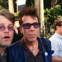 Dano and Slim Jim Phantom