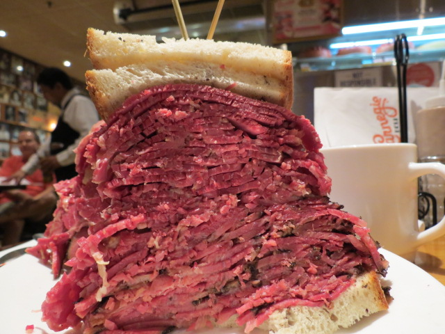 Post image for Let's Go to the Carnegie Deli, Shall We?