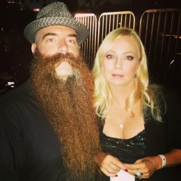 Nate and Traci Lords