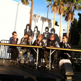 Silm Jim Phantom, Rob Zombie, Duff McKagan, Steve Jones and Fred Armisen