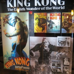 And let's not forget dear old King Kong, whose made several appearances on the top of the Empire State Builiding in his career.