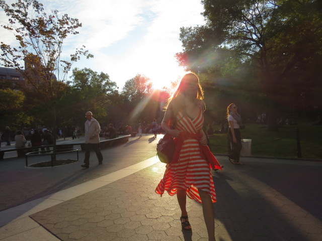 Post image for Scenes from Washington Square Park – NYC [PHOTOS]