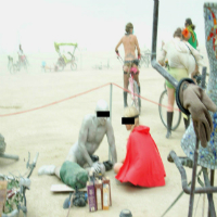 Thumbnail image for Critical Tits Bike Ride – A Look Back at Burning Man