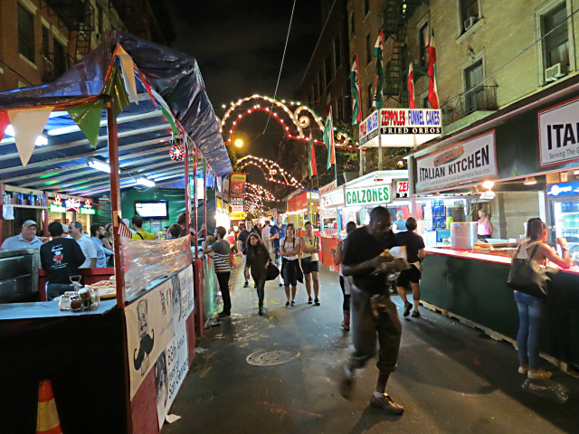 mulberry st feast of san gennaro 4