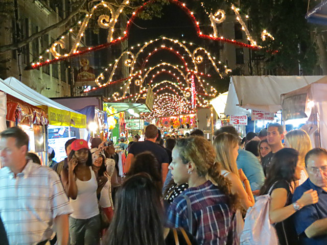 mulberry st feast of san gennaro 6