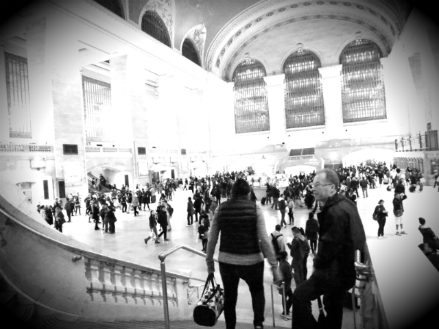 Post image for 30 Seconds at Grand Central – NYC