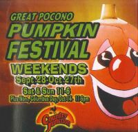 Thumbnail image for Great Pocono Pumpkin Festival – Who's Ready For Some Fun!