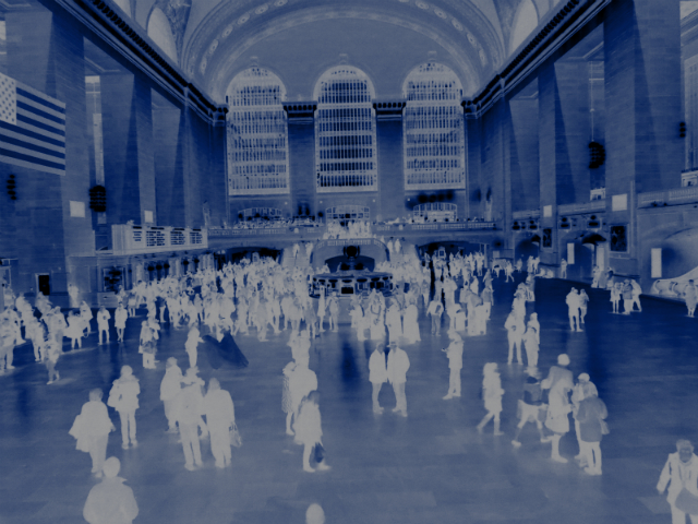30 seconds at grand central