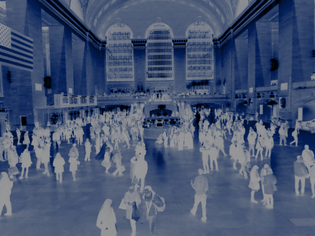 Post image for 30 Seconds at Grand Central – Ghost Train