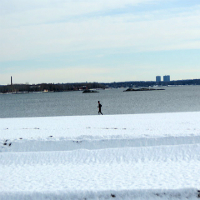 Thumbnail image for The Bronx Riviera – in Winter (Orchard Beach) [PHOTOS]