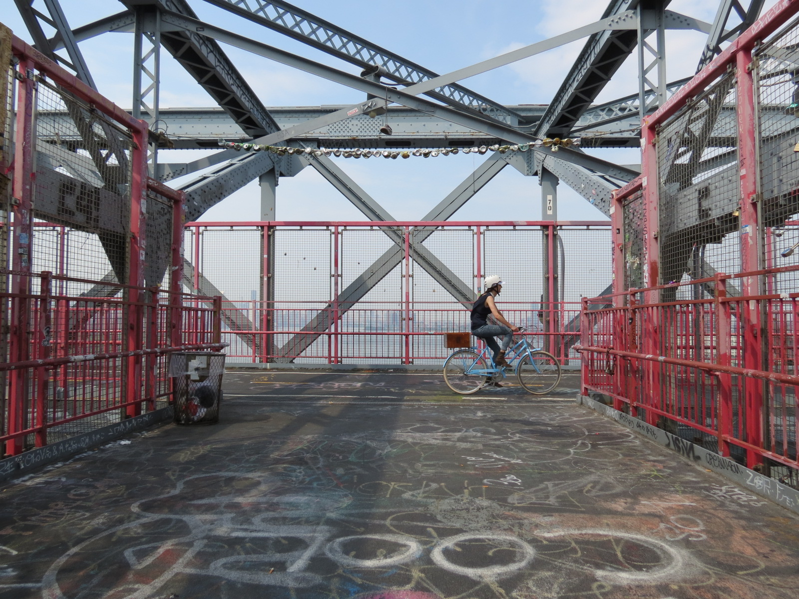 Post image for Let's Hike Williamsburg Bridge – Shall We? [PHOTOS]