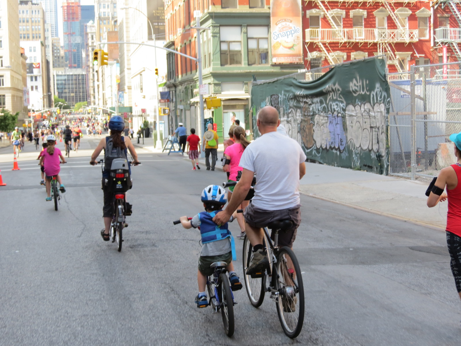 Post image for Summer Streets – NYC's Biking Days of Summer [PHOTOS]