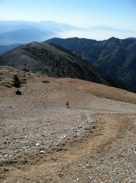 Mt. Baldy, California